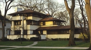 William Martin House in Oak Park, Chicago