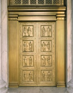 Supreme Court - Bronze Doors