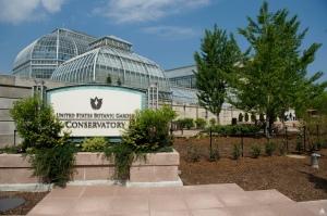 US Botanic Gardens Conservatory