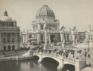 World's Columbian Exposition - Administration Building