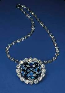 Museum of Natural History - Hope Diamond