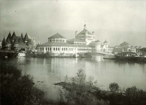 World's Columbian Exposition - The Fish and Fisheries Building