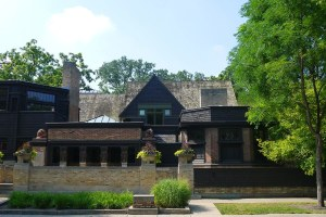 Frank Lloyd Wright Home and Studio, Oak Park