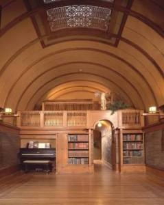 Frank Lloyd Wright Home, Oak Park - Playroom