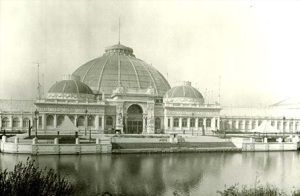 World's Columbian Exposition - The Horticulture Building