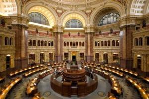 Thomas Jefferson Building - Central Reading Room