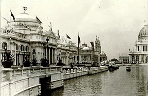 World's Columbian Exposition - The Agriculture Building