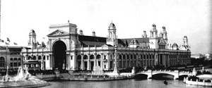World's Columbian Exposition - The Electricity Building