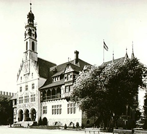 World's Columbian Exposition - Germany Building