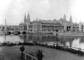 World's Columbian Exposition - The Machinery Hall