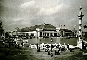 World's Columbian Exposition - The Manufacturers and Liberal Arts Building