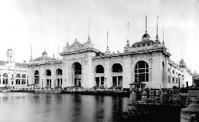 World's Columbian Exposition - The Mines and Mining Building