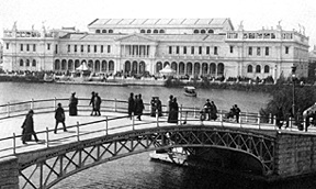 World's Columbian Exposition - The Woman's Building