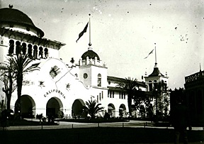 World's Columbian Exposition - California Building