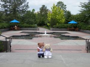 US Botanic Garden - First Ladies Water Garden