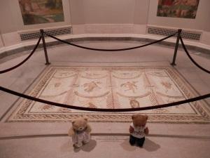National Gallery of Art - Roman floor mosaic from Tunisia