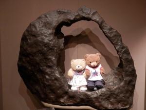 Museum of Natural History - Tucson Meteorite