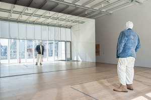 Standing Julian, by Urs Fischer (2016)