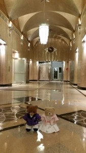 General Electric Building Lobby