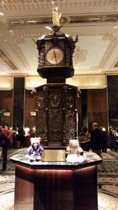 Waldorf-Astoria Clock