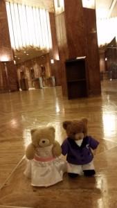 Chrysler Building Lobby