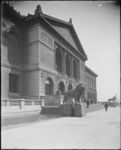 Art Institute of Chicago, 1893-1916