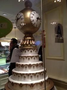 Grand Central Terminal Birthday Cake