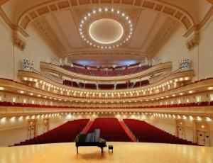 Carnegie Hall Stern Auditorium
