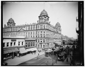 Grand Central Station, ca 1900