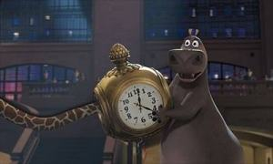 Madagascar, Melman and Gloria