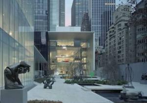 Sculpture Garden, MoMA