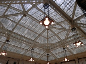 The Rookery, 1888, by Burnham & Root Atrium renovated by Frank Lloyd Wright 1907
