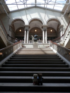 Allerton Building, Grand Staircase