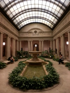 Garden Court, Frick Collection
