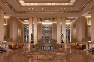 Waldorf-Astoria Park Avenue Lobby