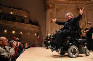 Conductor James Levine