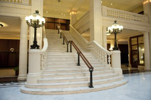 Railway Exchange Building - Grand Staircase