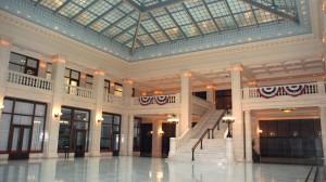 Railway Exchange Building, 1904