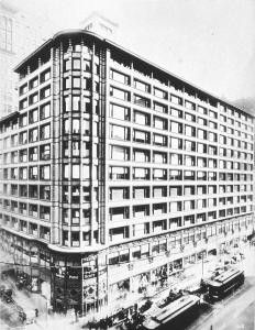 Carson, Pirie, Scott and Company Store, 1899, by Louis Sullivan