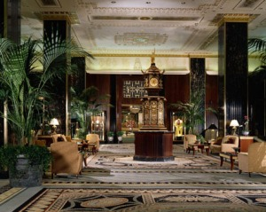 Waldorf-Astoria Main Lobby