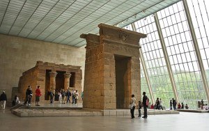 The Egyptian Temple of Dendur