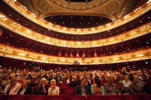 Royal Opera House Auditorium