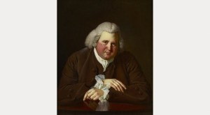 Portrait of Dr Erasmus Darwin by Joseph Wright of Derby, c. 1770, Birmingham Museum and Art Gallery