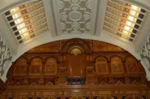Library of Birmingham - Shakespeare Memorial Room