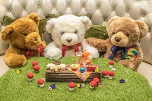 Hamleys Afternoon Tea at Palm Court