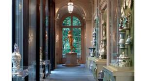 Portico Gallery, Frick Collection
