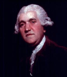 Portrait of Josiah Wedgwood