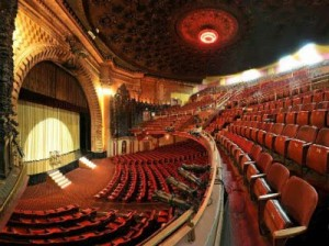 Million Dollar Theatre Auditorium