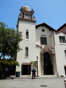 El Pueblo de Los Angeles - Plaza Methodist Church (1925-26)