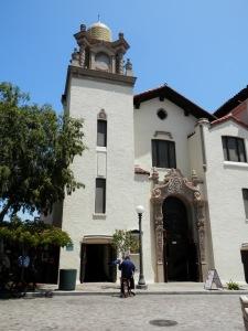 El Pueblo de Los Angeles - Plaza Methodist Church (1925-26)